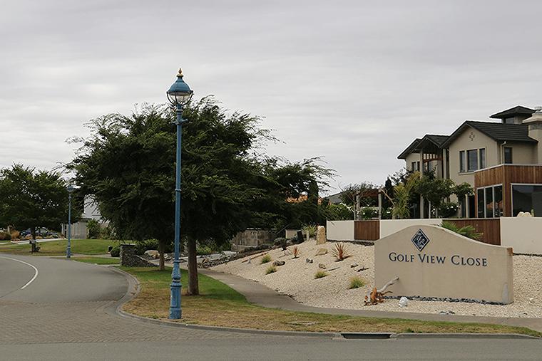 Blenheim Subdivision